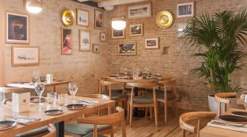Restaurantes Cinco Jotas