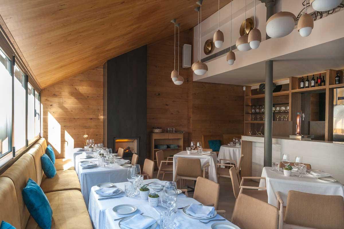 Cinco Jotas Madrid Restaurant